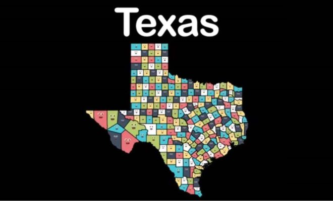 Kids Learning Tube Talks Texas Counties in an Alphabetized Song