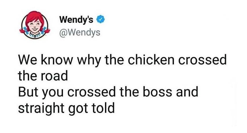 Wendy's WingStop Twitter Rap Battle: Fans Left Wanting More
