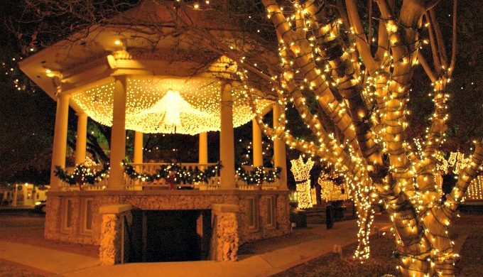 Downtown NB - Celebrate The Start Of The Season At New Braunfels' Holiday Lighting