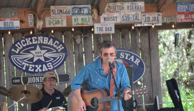 Drew Womack will perform at the Rainwater Revival for 2017