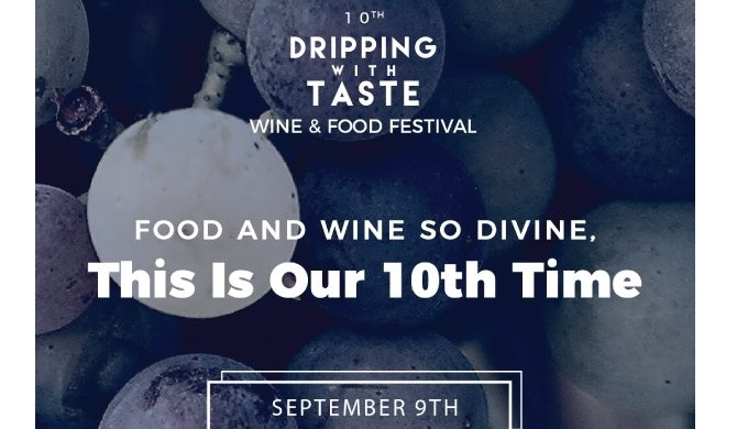 Dripping with Taste is one of the many food related fall festivals this year
