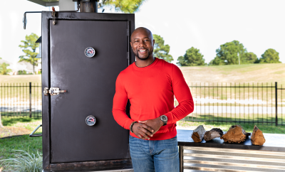 New Chief Recipe Officer Eddie Jackson Welcomed to Beef Loving Texans