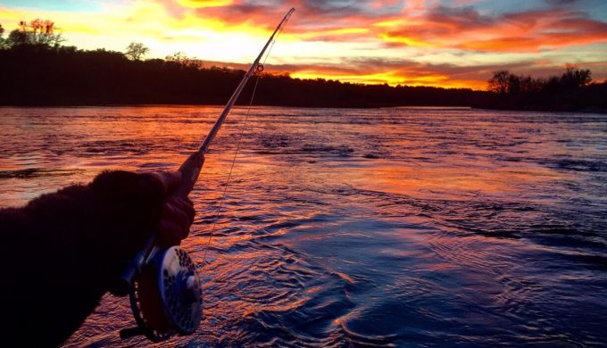 Caussey's Corner: Fishing from the Bank, a Texan's Memories