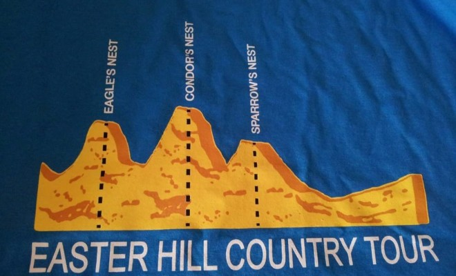Easter Hill Country Tour 2016