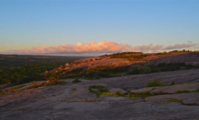 fall Enchanted Rock