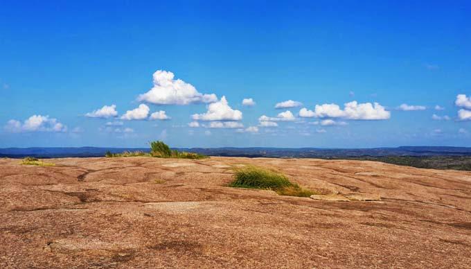 Enchanted Rock, A Mystical Wonderland