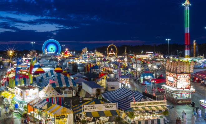 Oldest Continuous County Fair In Texas Promises Good
