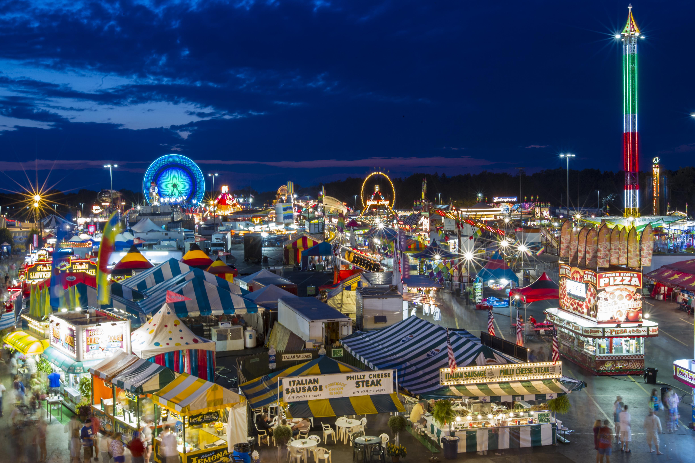 Food Erie County Fair