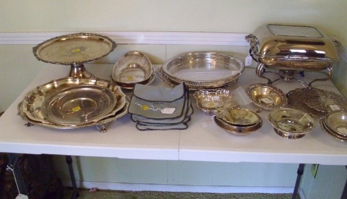 Estate Sale - Silverware