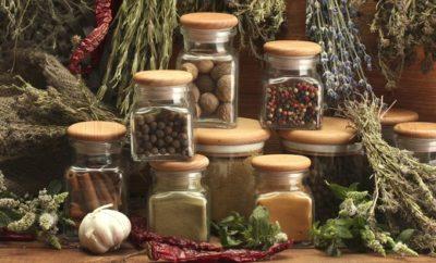 More Herbs, Less Salt