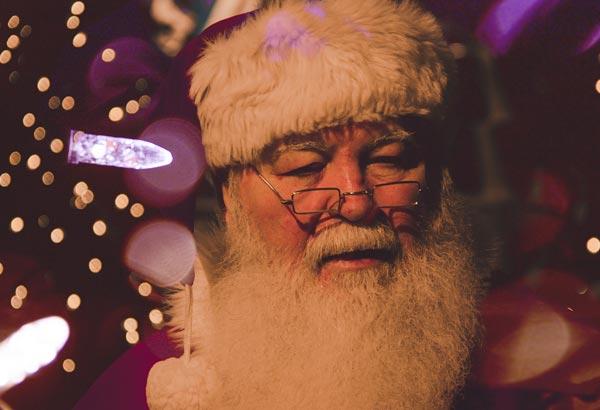 Santa Claus - Pop. 2,479
