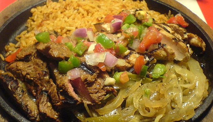 Fajitas are a staple of Tex-Mex cuisine