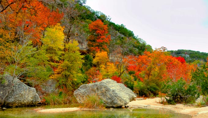 10 Fun Fall Activities in the Hill Country