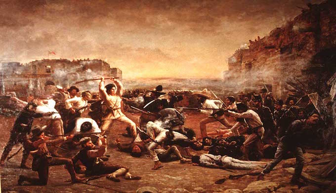The Real Story of The Battle of the Alamo VIDEO
