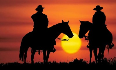 Famous Cowboys of Texas