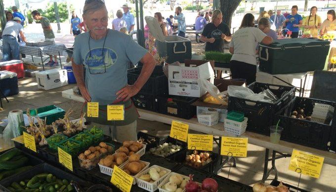 Fredericksburg Farmer's Market: Not Your Grandma's Market