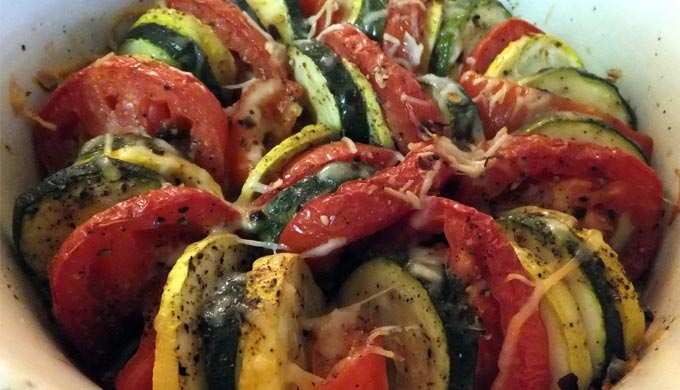 Festive Veggies