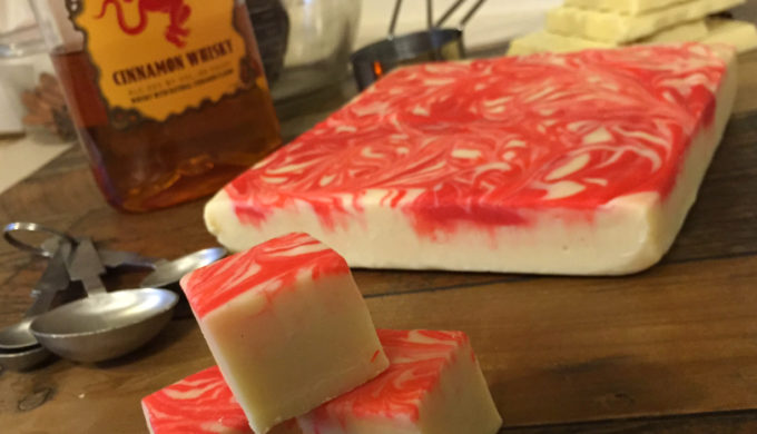 Festive Fireball Fudge, Where Have You Been All Our Lives?