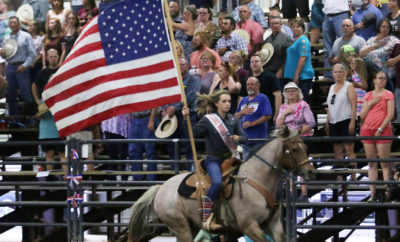 Have a Wild Ride at the 84th Llano Open Pro Rodeo