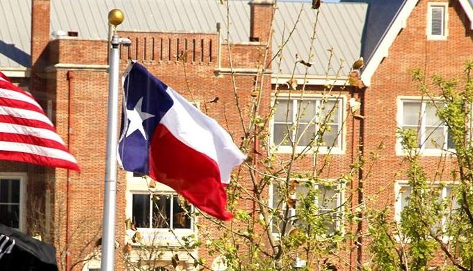 Flag Day at Scnreiner University