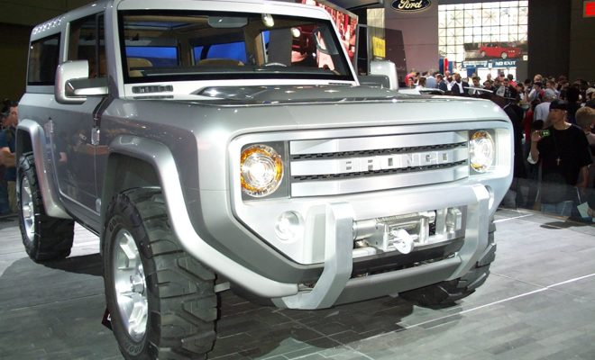 Will There Be A 2020 Ford Bronco From Michigan