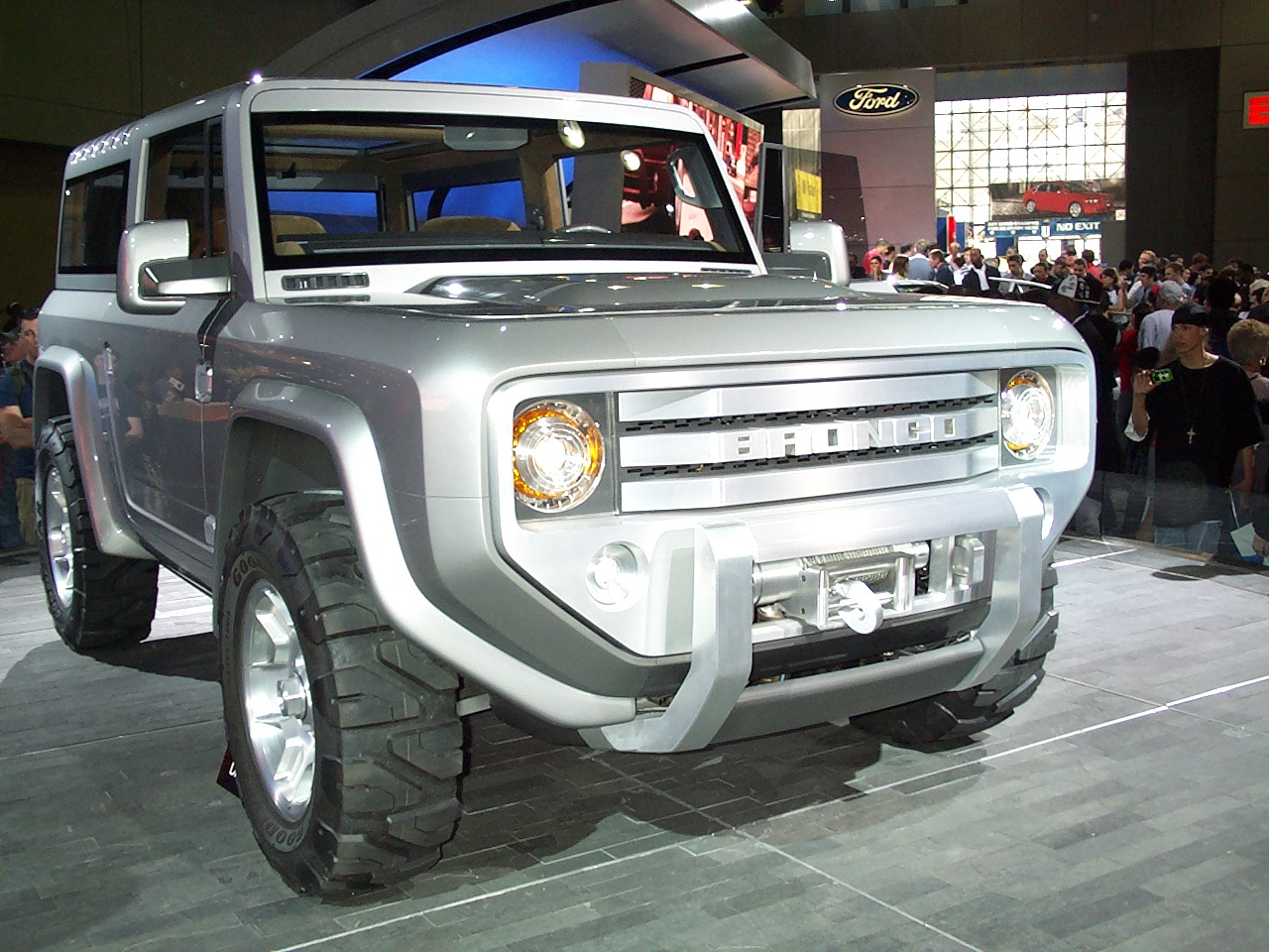 2016 Ford Bronco >> Will There Be A 2020 Ford Bronco From Michigan