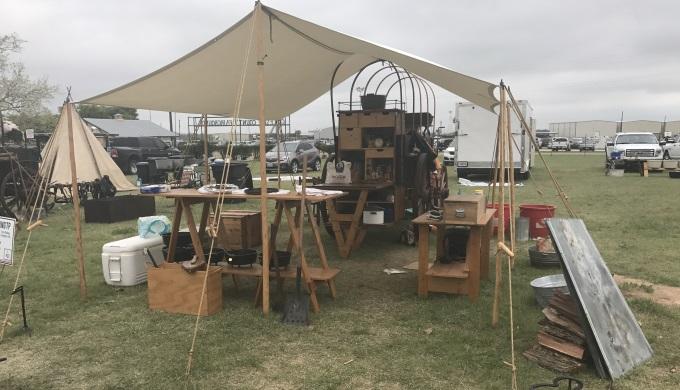 Fort Camp Kitchen