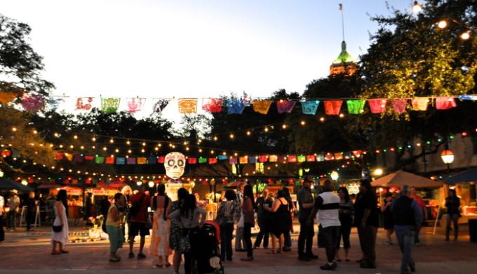 San Antonio Celebrates 125th Anniversary Of Fiesta