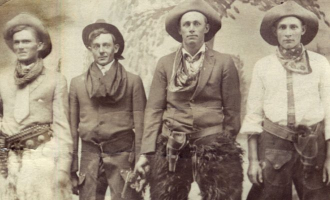 Living in the Wild West: Do You Think You Could Cut It?