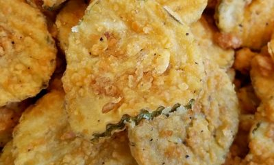 Lone Star Fried Pickles Make the Perfect Potluck Contribution