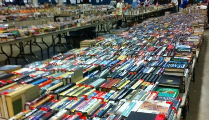 Friends of Library sale