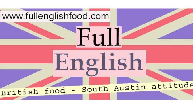Full English Tea Room in Austin