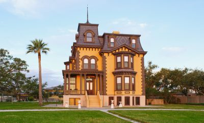 Fulton Mansion: An Enduring Legacy of Texas Beauty and History
