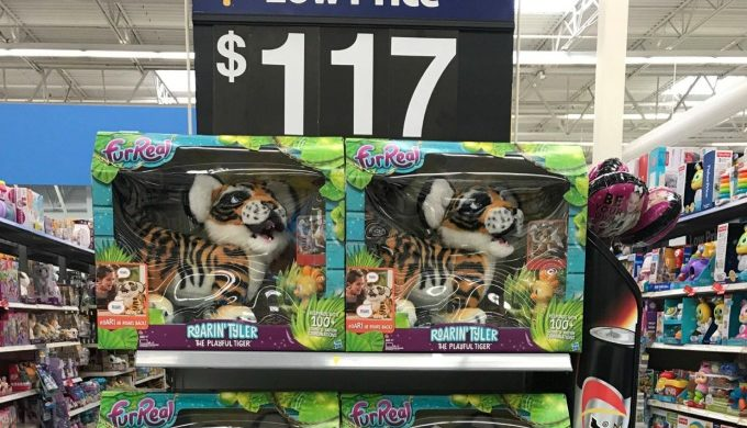 FurReal Tiger