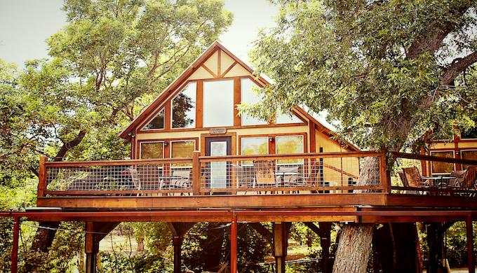 GCR Treehouse