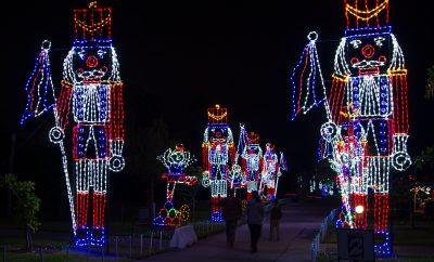Festival of Lights Returns to Moody Gardens for Christmas Magic