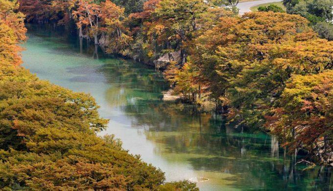 Garner State Park river