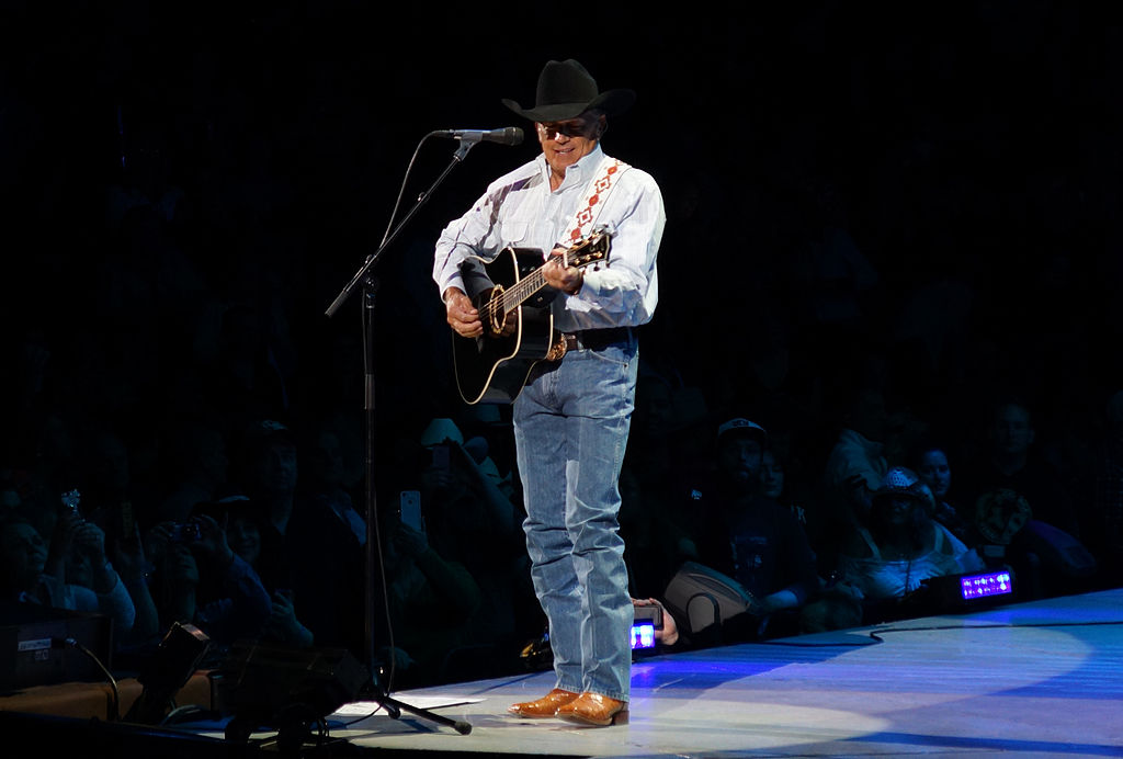 George Strait in 2014