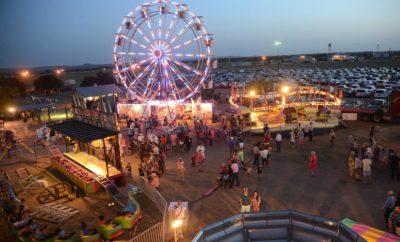 Gillespie County Fair Rides