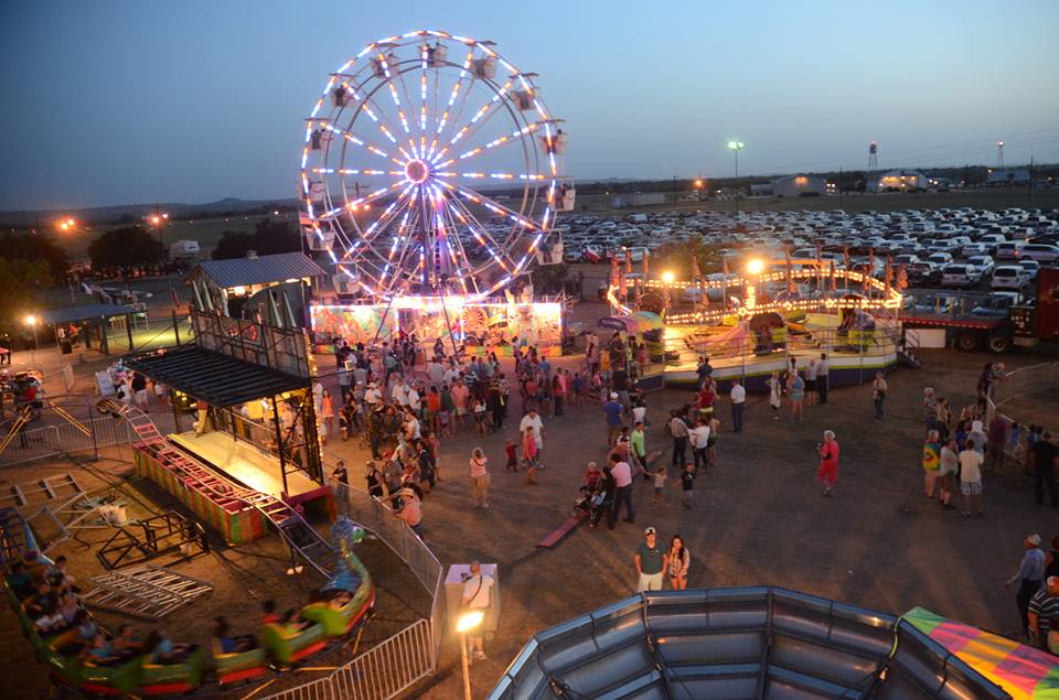 Gillespie County Fair Rides