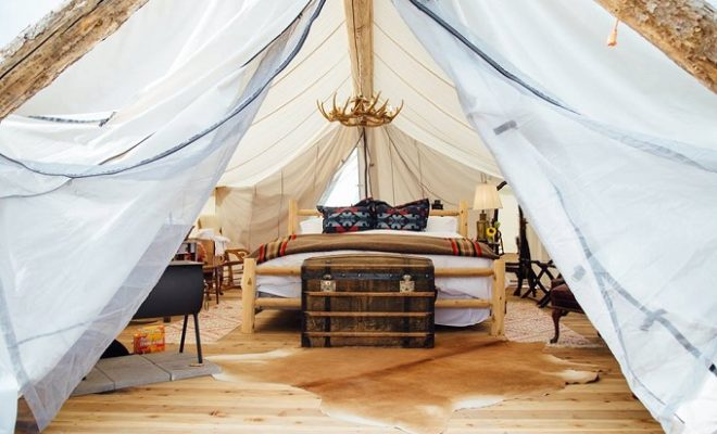 Glamping in the Hill Country: A Whimsical Getaway for any