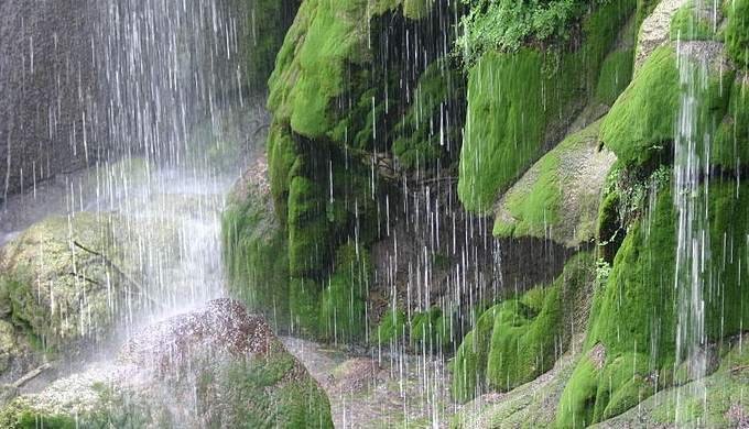 Gorman Falls is at the end of one of the most picturesque Texas Hill Country hikes