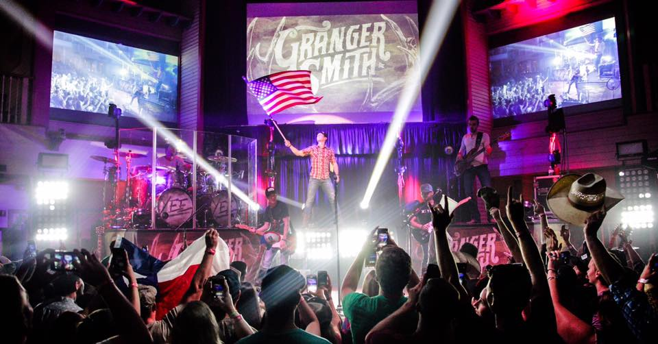 Granger Smith Fair