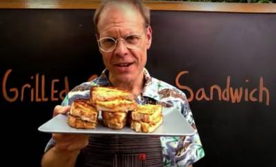 GrilledCheeseSandwich