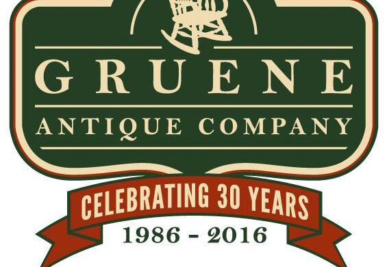 Gruene Antique Co. 30th Anniversary Logo