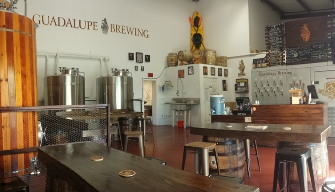 Guadalupe Brewing in New Braunfels