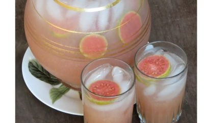 Aguas Frescas Recipes Guava Agua Fresca