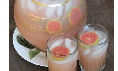 Aguas Frescas Recipes Guava Agua Fresca