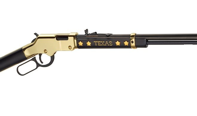 Henry Repeating Arms Pays Homage to Texas With New Tribute Rifle