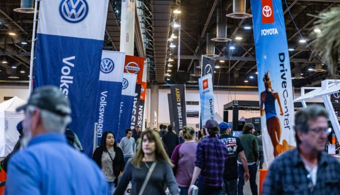 Get a Sneak Peek at Exciting New Vehicles at the Houston Auto Show